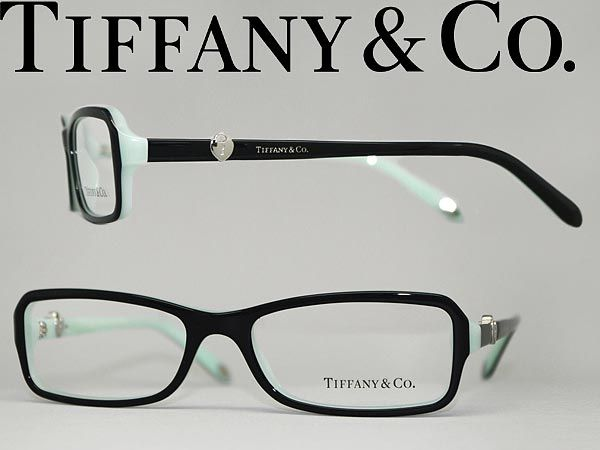 9413ca1cf2c6 woodnet | Rakuten Global Market: Tiffany eyeglass frame black × Tiffany  blue Tiffany & Co. eyeglasses glasses 0TF-2061-8055 □ □ price □ □  branded/mens ...