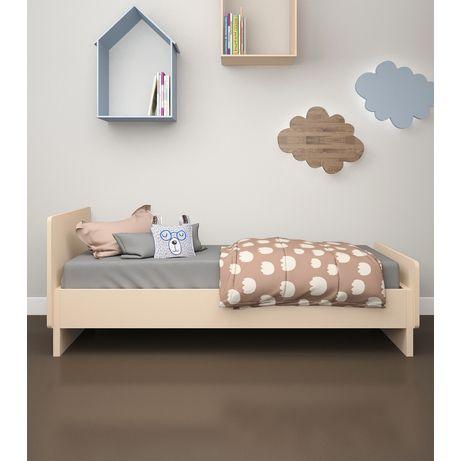 Детская кровать PASTEL - купить за 15 500 рублей в интернет магазине с доставкой!