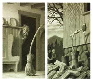 chris van allsburg coloring pages - photo#23