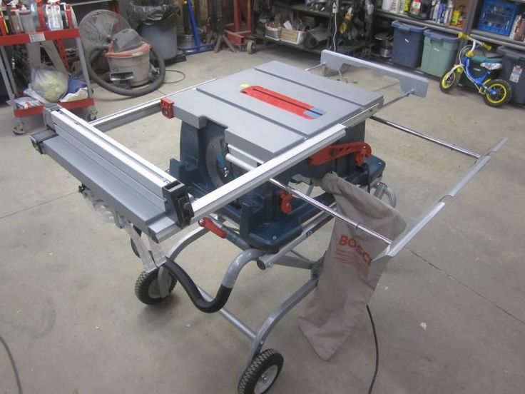 Need Help Figuring Out What Bosch Table Saw Accessories You Need Read Pro Contractors Reviews Of The M Table Saw Accessories Bosch Table Saw Table Saw Station