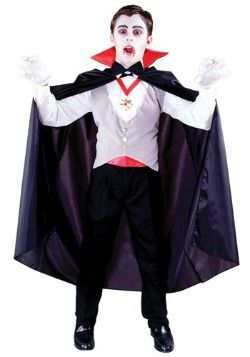 you will be a mean lean machine in this child classic vampire costume this awesome kids costume makes for a great scary halloween costume