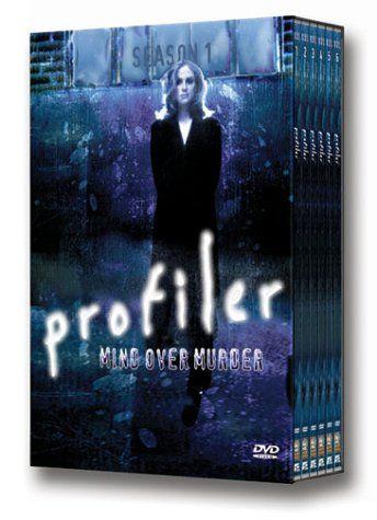 Profiler - Season One $15.89: Profile Work, Profile 1996, Guilty Pleasure, Seasons, Criminal Profile, Movie, Profile Tv, Abyss Dvd, Medium