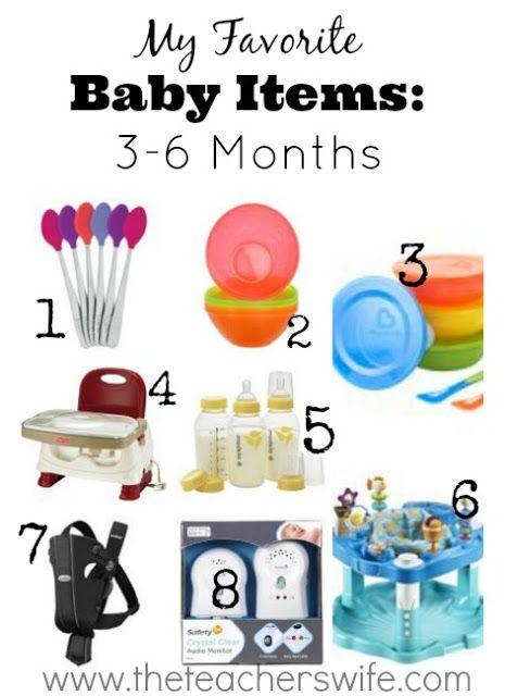 MY FAVORITE BABY ITEMS {3-6 MONTHS}. It can be really overwhelming when it comes to preparing for baby's arrival. I've become a huge minimalist with our youngest, but these are my favorite items for the 3-6 month stage. What are your must haves for this age?
