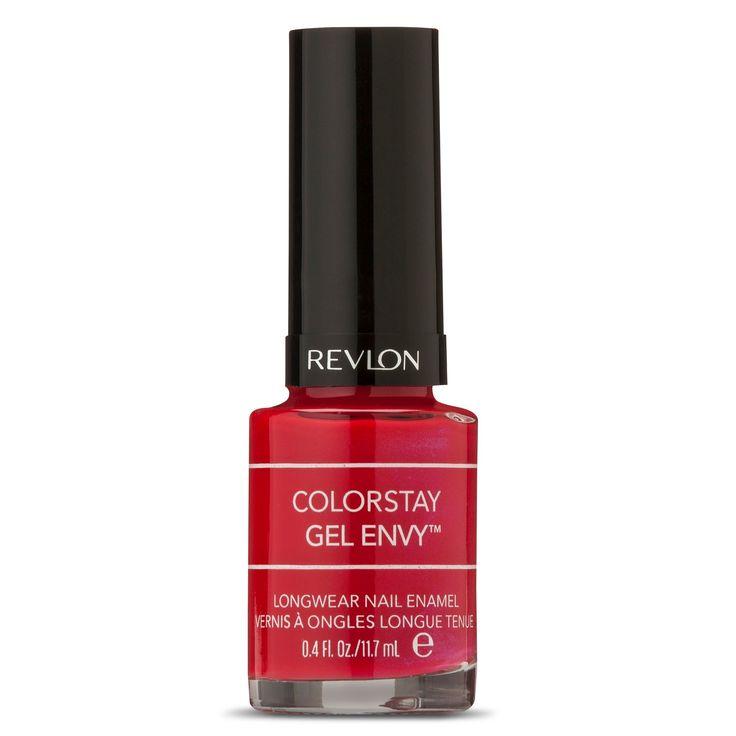 Revlon ColorStay Gel Envy Longwear Nail Enamel - Roulette Rush