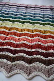 Bounce. Paid knit pattern