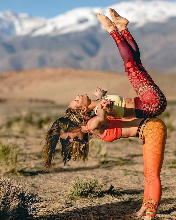 Believe you can and you are halfway there. #acroyoga #athleisure #secondyou