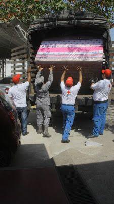 Hoy es Noticia : FAC transporta ayudas para Mocoa