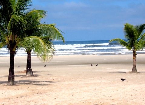 Praia de Boracéia - SP
