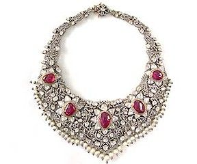 Indo Russian, Victorian Collection - Gem Palace Jaipur : Traditional and Antique Jewellery from Jaipur