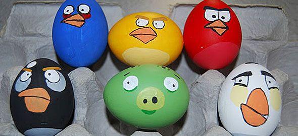 Φέτος το Πάσχα βάψτε αυγά και... όχι μόνο! Δείτε έξι εύκολες πασχαλινές κατασκευές που μπορείτε να κάνετε με το παιδί χρησιμοποιώντας απλά υλικά.