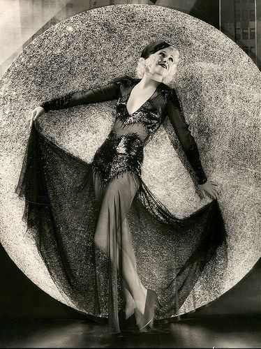 Ginger Rogers, Gold Diggers of 1933, 1933 (gowns by Orry-Kelly (photo by Elmer Fryer)