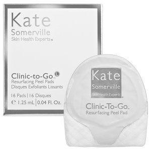 Clinic-To-Go™ Resurfacing Peel Pads - Kate Somerville | Sephora