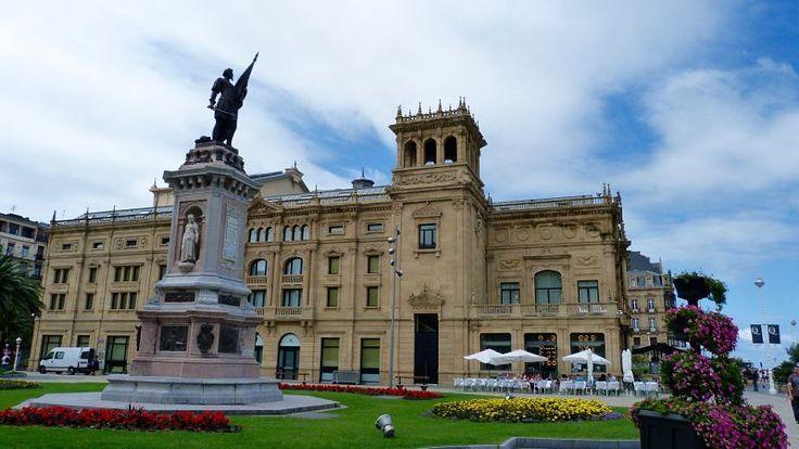 San Sebastián, una ciudad playera muy cool