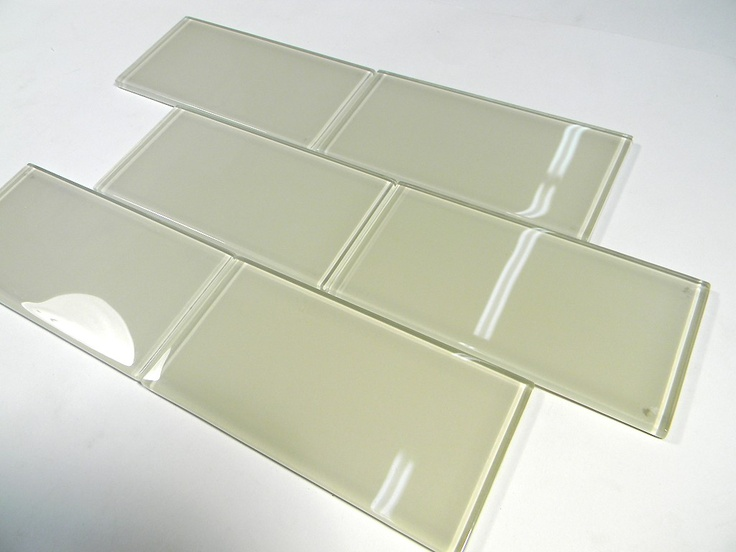 Creme Glass 3x6 Subway Tile Home Decor Pinterest Interiors Inside Ideas Interiors design about Everything [magnanprojects.com]