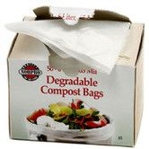 Found it at Wayfair - Degradable Compost Bags (Set of 50)