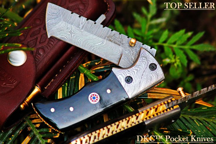 If you are looking for steel folding knives, then look our red pocket knives; we are giving you high quality wedding steel knives. We deliver you handmade knives. For more details, visit our website.
