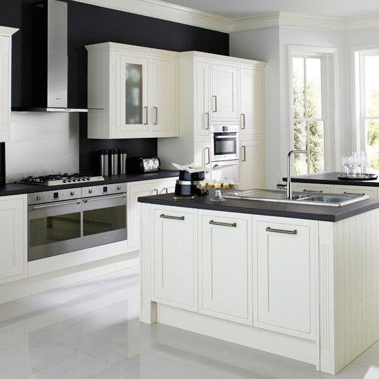 White Kitchen Cabinets With Black Hardware: 17 Best Images About Backsplash Tile On Pinterest