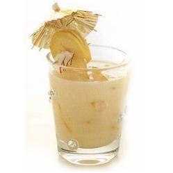 Batida Brasil Cocktail.