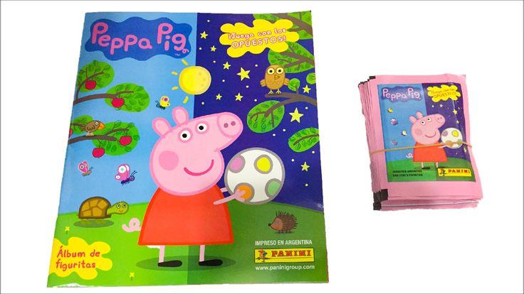 Nueva Colección Peppa Pig de Panini en LaGolosineria.com.ar