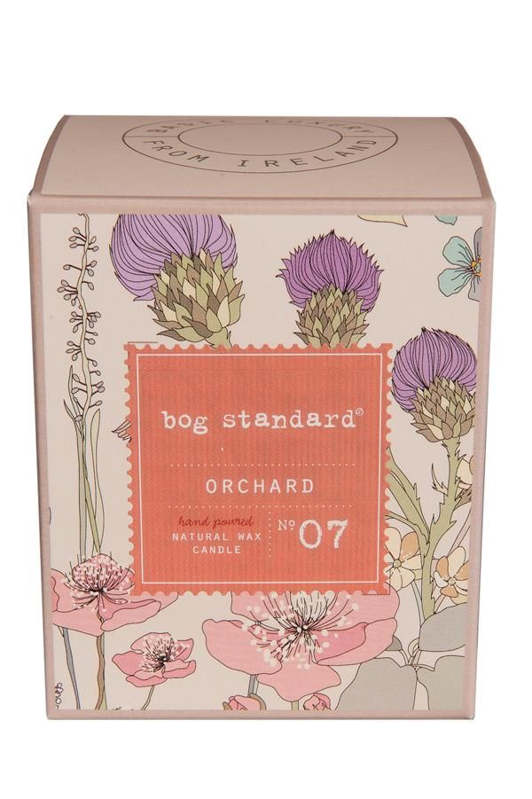 Orchard Candle — PJ's and Prose