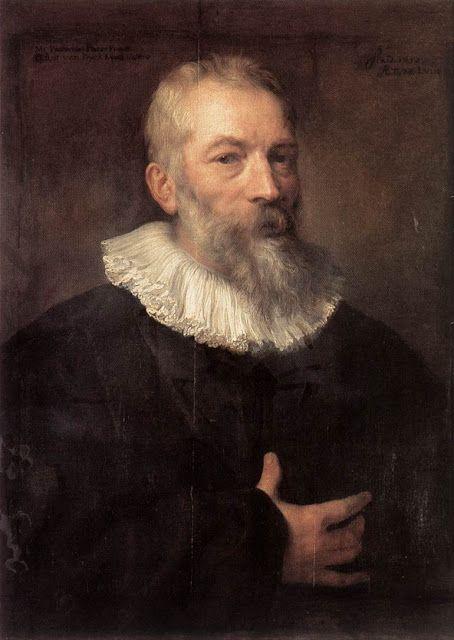 Πορτρέτο του καλλιτέχνη Pepins Manten