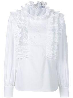блузка с оборками 'Monaco'