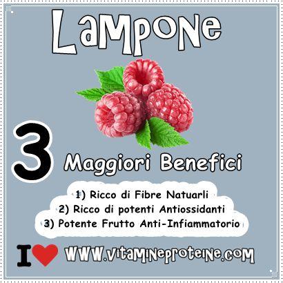 Tabella Lampone