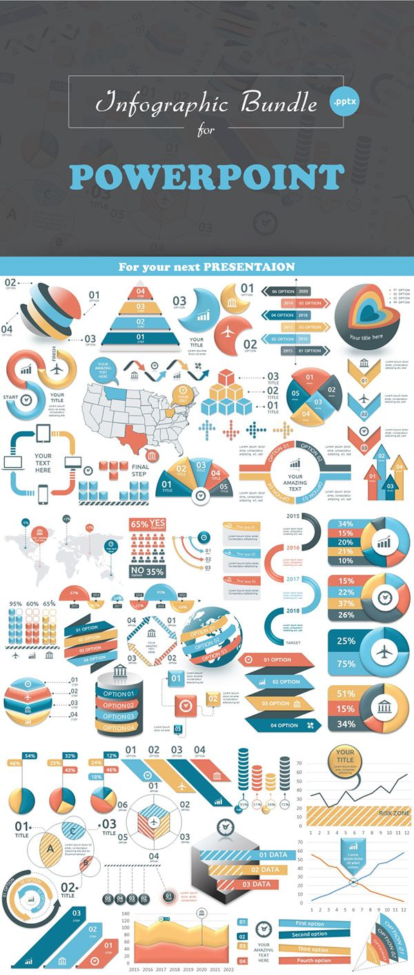 The 25 best microsoft powerpoint 2007 ideas on pinterest ms this infographic template bundle fully compatible with microsoft powerpoint 2007 2010 2013 that can toneelgroepblik Choice Image