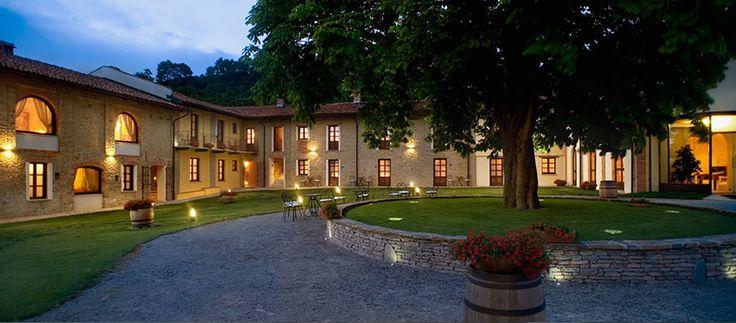 Hotel Relais Montemarino - Hotel in Piemonte, Alba, Borgomale, Bed & Breakfast Piemonte, Langhe Agriturismo