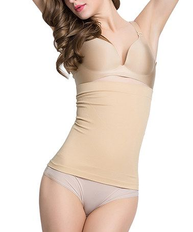 Another great find on #zulily! Nude Extra-Wide Detox Stomach Wrap - Women #zulilyfinds