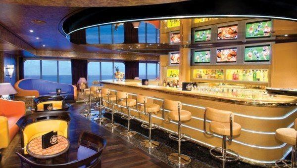 First Job Antics (Part 7) Cruise Ship Crew Bar ...