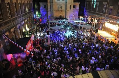 Bals des pompiers--A big scene in APA took place at one of these parties!