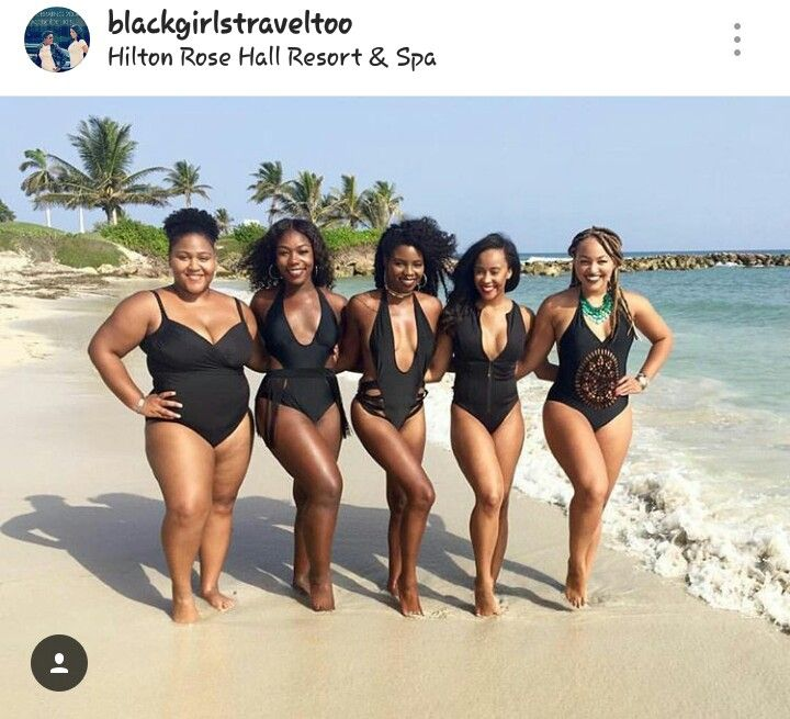 Black girls travel too. Black girl magic