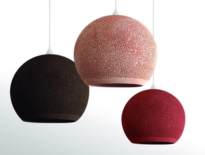 Sponge Lamps