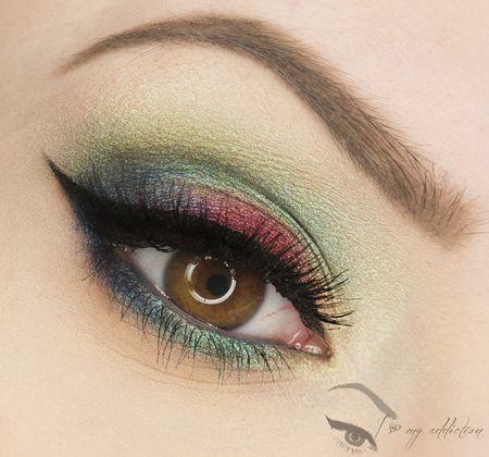 Die 5 heißesten Make-up-Trends für den Herbst #hottest #makeup #trends