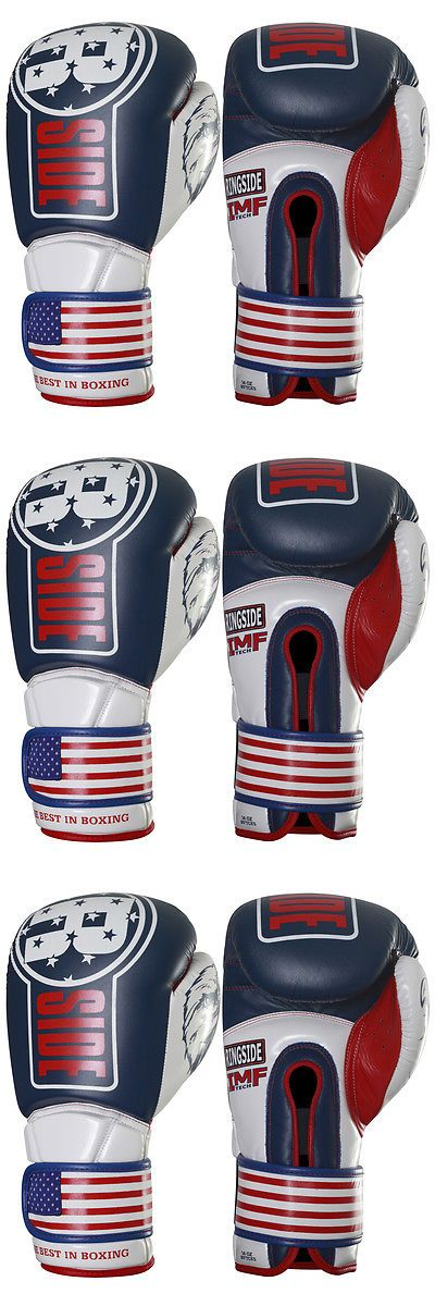 Gloves - Boxing 30102: Ringside Limited Edition Usa Imf Techand#8482: Sparring Gloves -> BUY IT NOW ONLY: $79.99 on eBay!