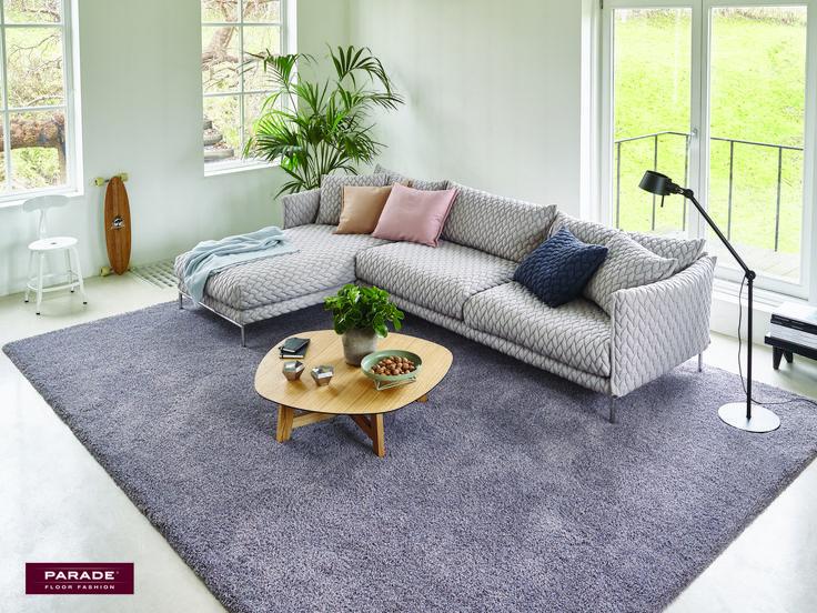 Dit hoogpolige Chanelle tapijt van Desso geeft comfort en straalt luxe uit. #vloerkledenloods #wooninspiratie #rugs #styling #interiors #vloerkleed #desso #inspiration #inspiratie