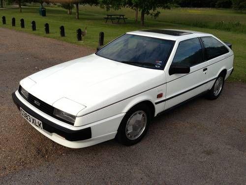 Isuzu Piazza Turbo HBL 1989.