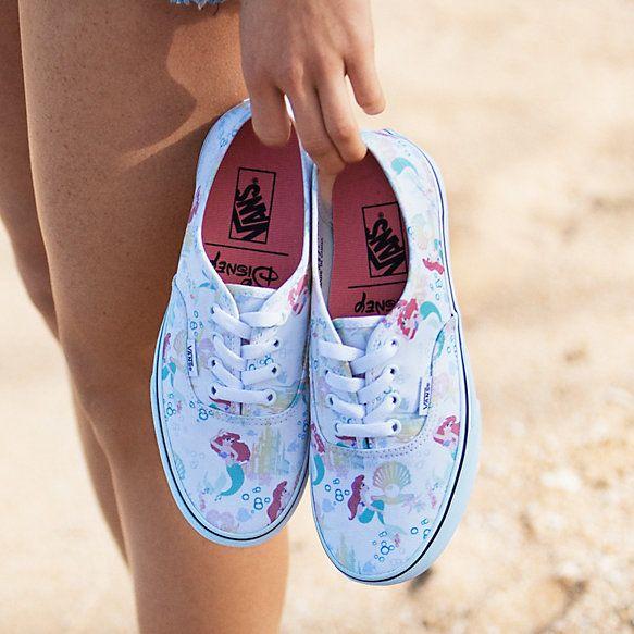 MERMAID!  Disney Authentic   Shop Classic Shoes at Vans