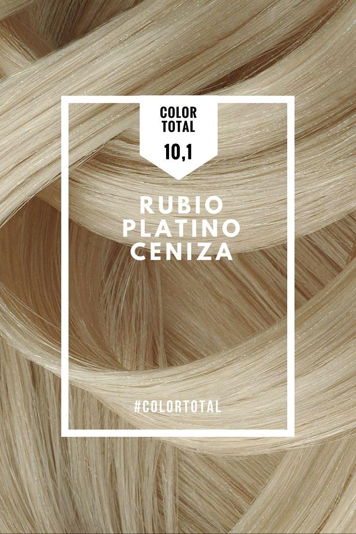 Las 25 mejores ideas sobre cabello color ceniza en for Bano de color mercadona