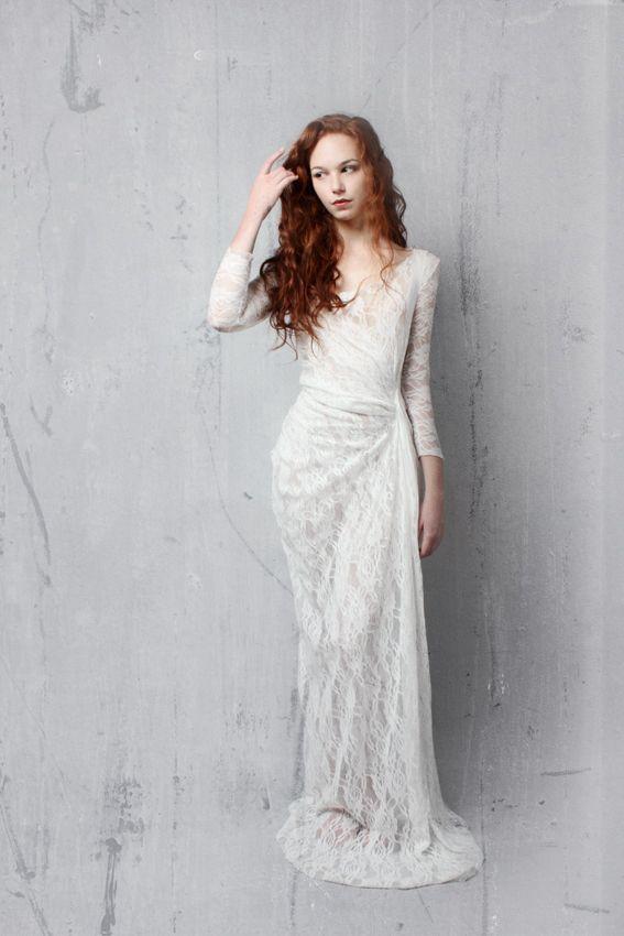1000+ images about Robe de mariée Caroline Hanny on Pinterest  Paris ...