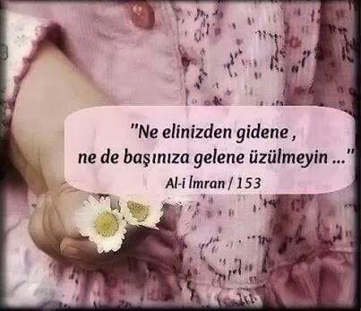 Gönül Tahtımızın Sultanı Peygamber Efendimizin Hayatı.: Al-i İmran 153. Ayet