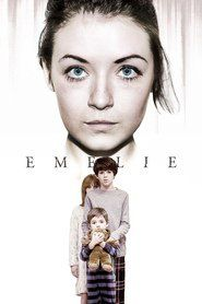 Emelie (2016) =========> After their regular babysitter Maggie can't make it, the Thompson family turns to her friend Anna to supervise their children while the parents go out to..... ( Sarah Bolger   Chris Beetem   Susan Pourfar   Joshua Rush   Movie Emelie )