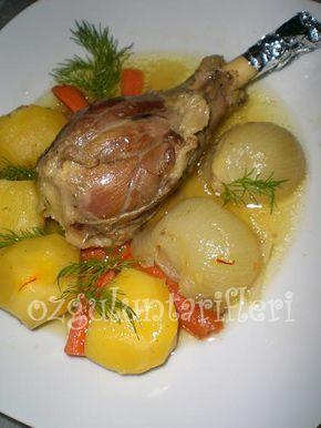 Terbiyeli İncik Haşlama recipe - Foodista.com