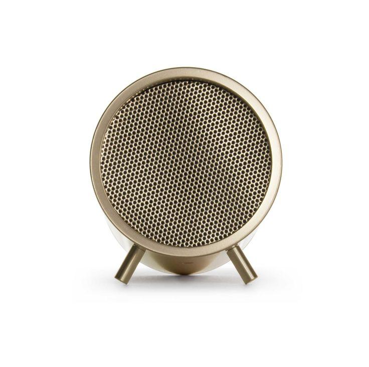 Haut-Parleurs Tube Audio Brass - Piet Ein Heek - LEFF Amsterdam