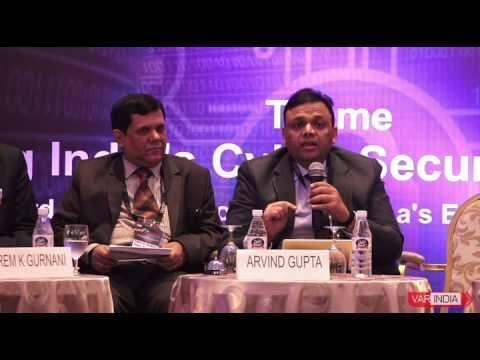 Arvind Gupta, National Technology Head, Bhartiya Janata Party