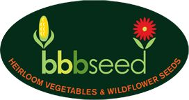"""The Garden of 2012: Each One Teach One. BBBSeed. Specializing in Heirloom Vegetable and Wildflower Seeds. I highly recommend you """"Like"""" BBBSeed on Facebook. They post some great links and photos."""