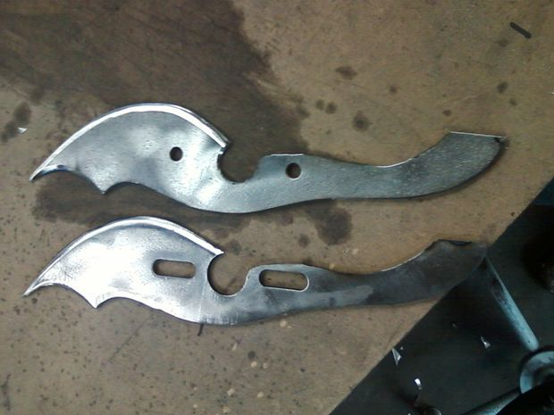 17 Best Images About Lawnmower Blade Knives On Pinterest