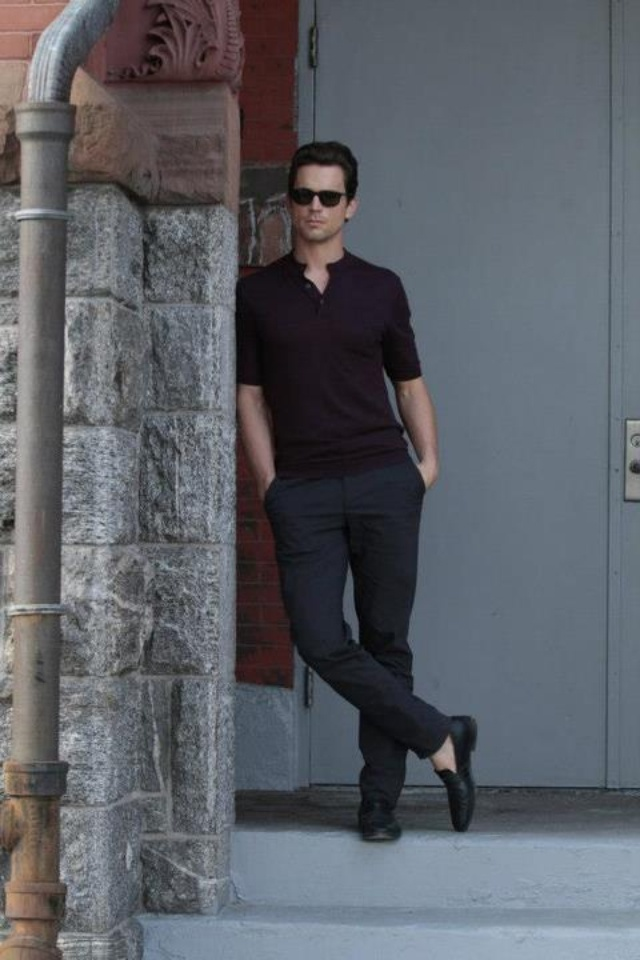 Neal Caffrey - Smart casual