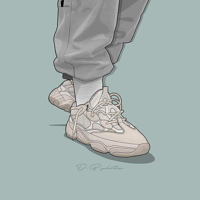 G5 Version yeezy 500 ready to ship from